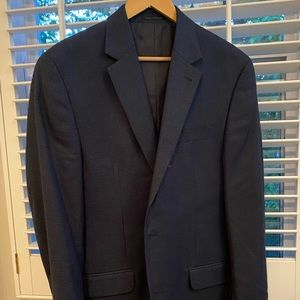 Michael Kors Blue Blazer 42L